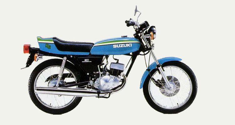 1978年10月 RG50 ストレートブルー