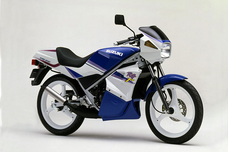 1994年1月 RG50Γ ダイナミックブルーNo.4