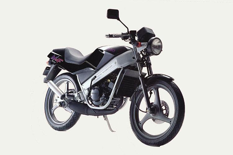 1993年3月 WOLF50 ブラック