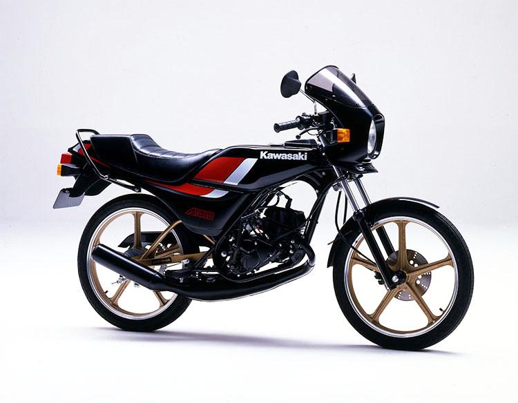 1983年11月 AR50-Ⅱ エボニー