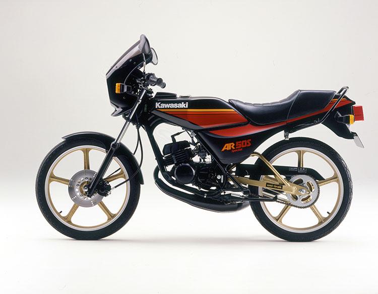 1985年9月 AR50S エボニー