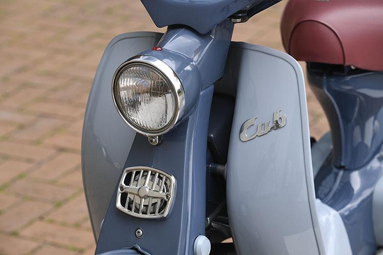 1960年 カブC100