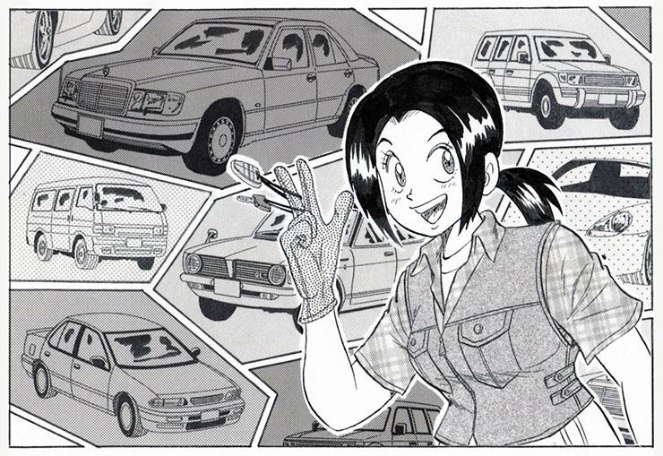 第53回「実は車も好いとっちゃん!」の巻