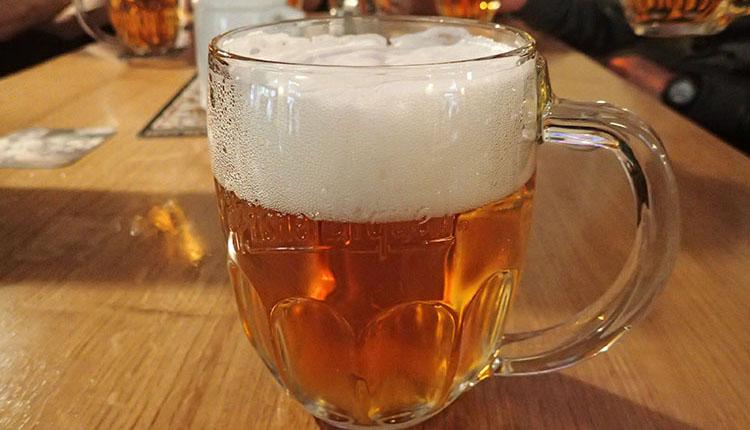 11チェコの黄金ビールは世界一