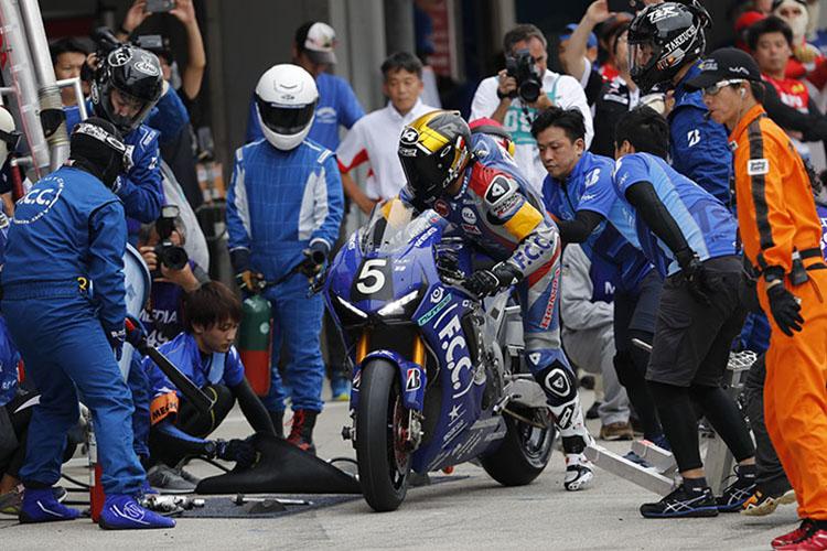 2016-17シーズンは日本の#5 F.C.C.TSR Hondaと#10 EVA RT初号機WEBIKE TRICKSTARが、世界1を目指しフル参戦した