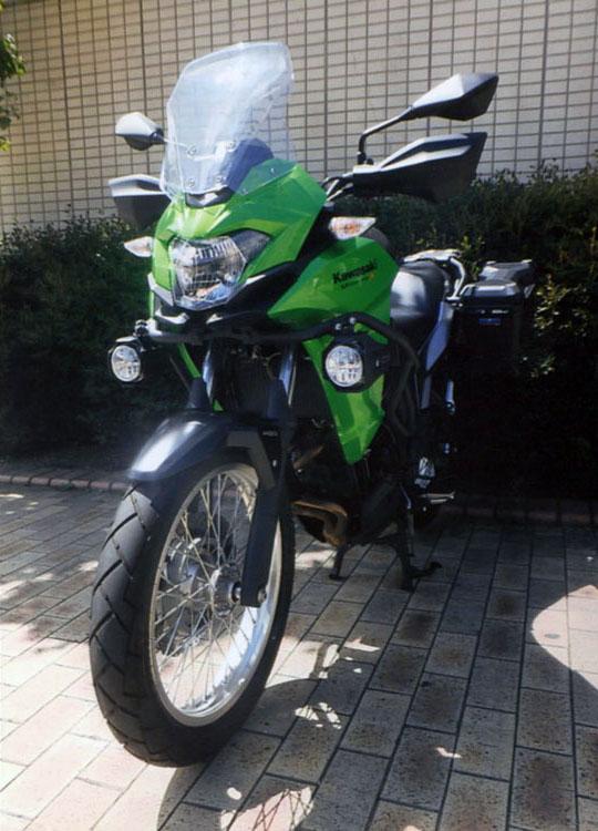 Kawasaki VERSYS-X250 TOURER