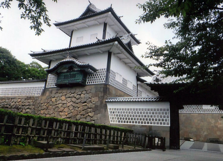 加賀が百万石のお城