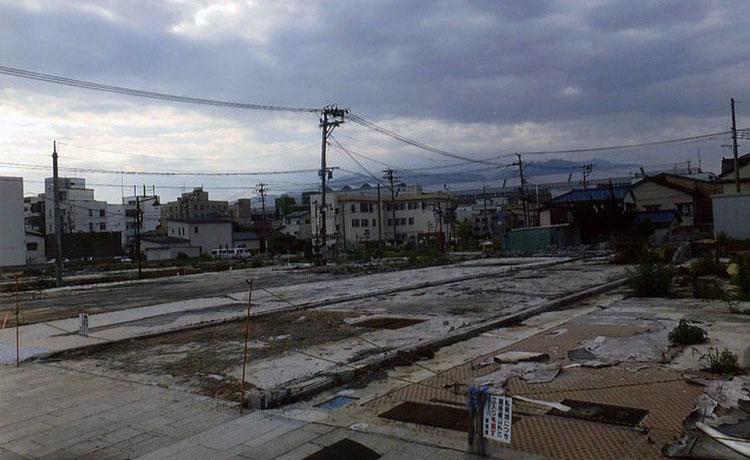 糸魚川の街