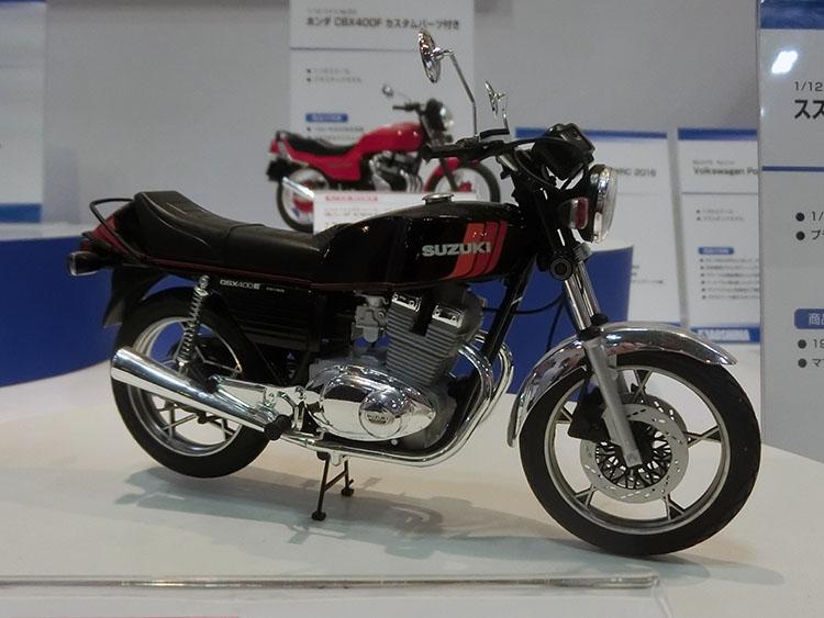 スズキGSX400E