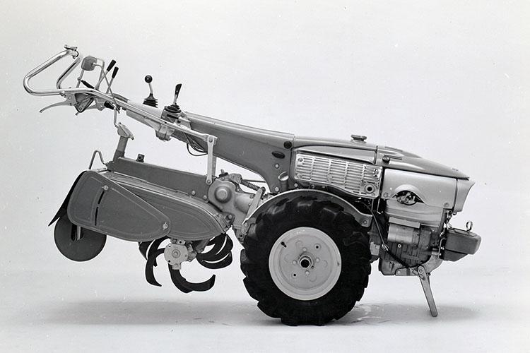 ホンダディーゼル耕耘機F90