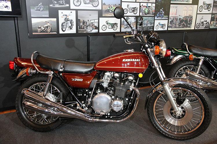 Z750FOUR(1976)