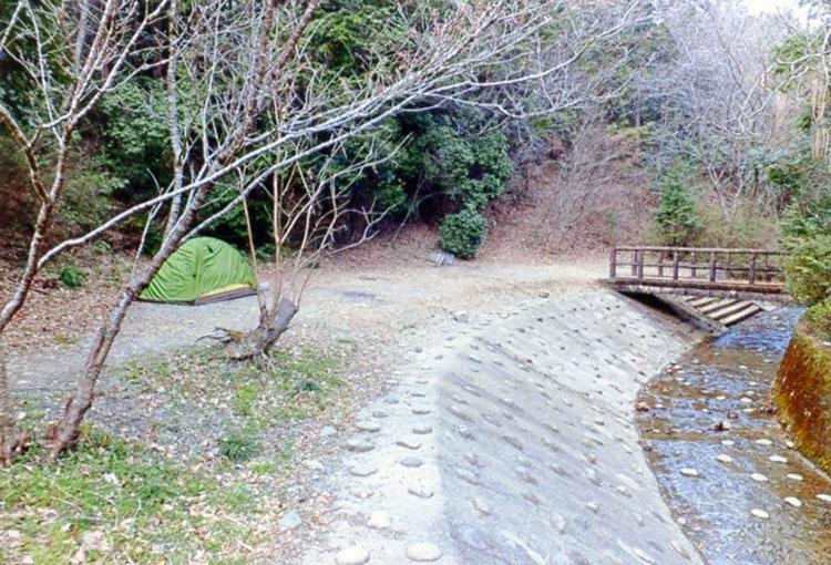 アウトドアベース犬山キャンプ場