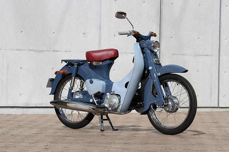 スーパーカブC100(1960年)