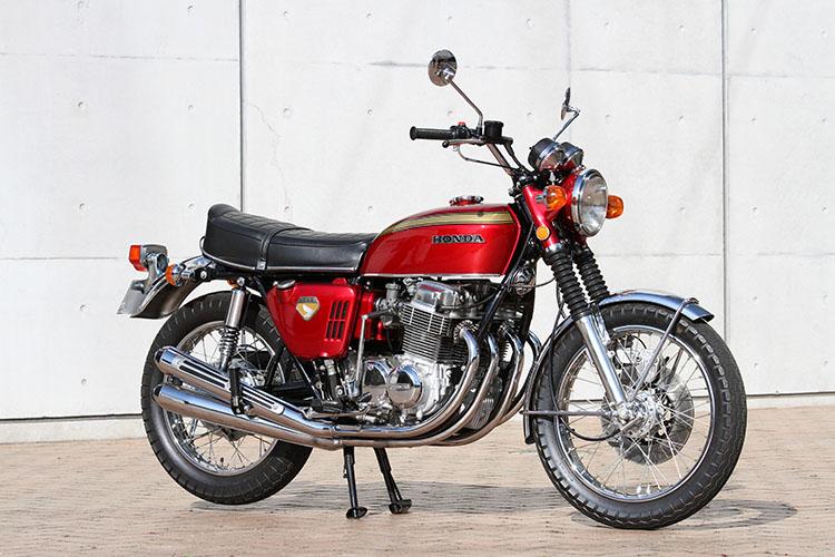 ドリームCB750Four(1969年)