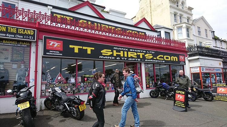 TTレースグッズの専門店