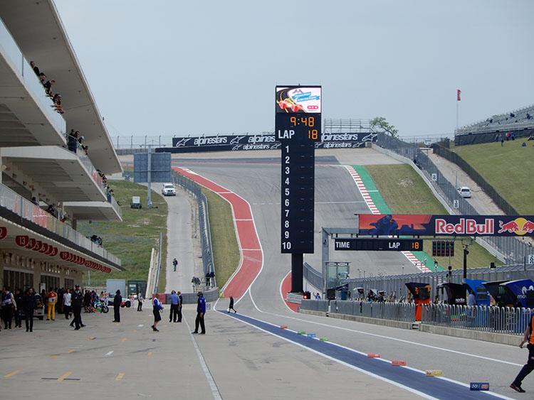 次戦、スペインGP(ヘレス)は5月6日決勝です