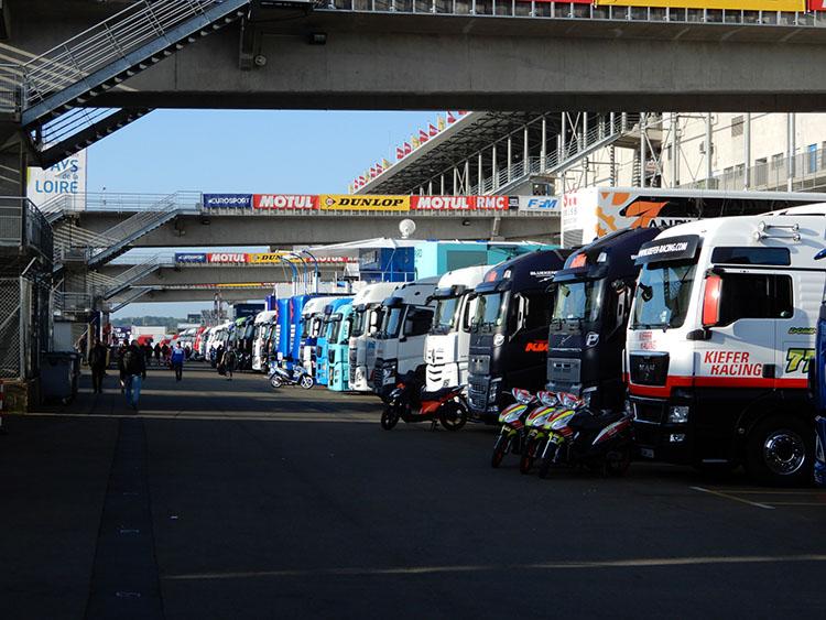 次戦、イタリアGP(ムジェロ)は6月3日決勝です