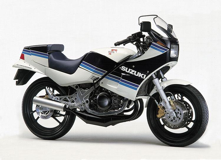 RG250ガンマ