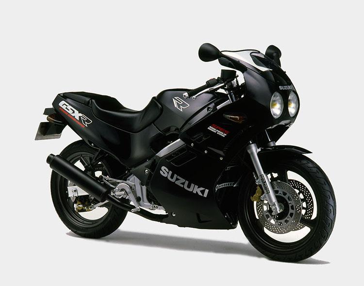 GSX-R250(GJ72A) ブラック