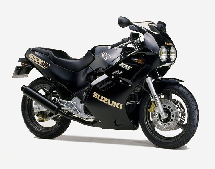 GSX-R250(GJ72A) ブラック(5月追加)