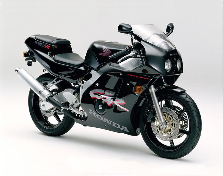 CBR250RR(MC22) ピュアブラック