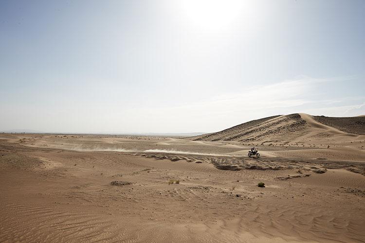 ツアーのハイライトはメルズーガの砂丘。後編をお楽しみに!