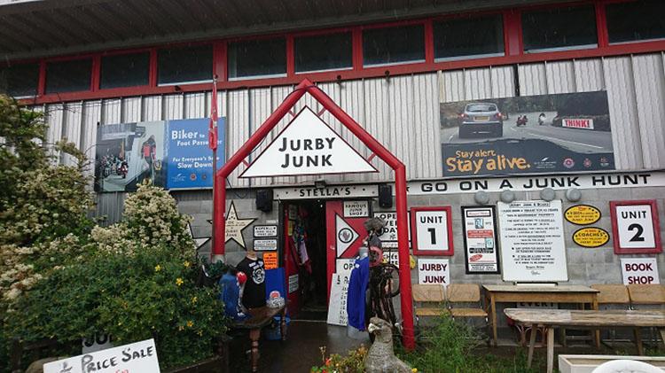 JURBY JUNK