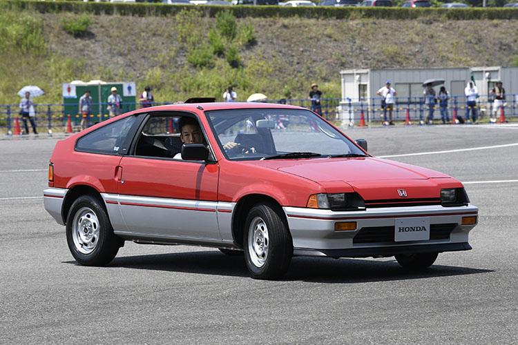 バラードスポーツCR-X