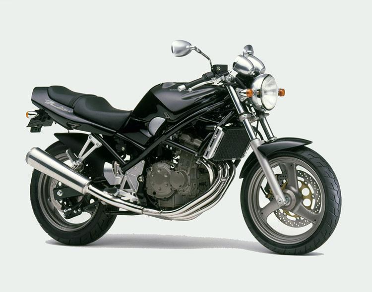 Bandit250(GJ74A)  ブラック
