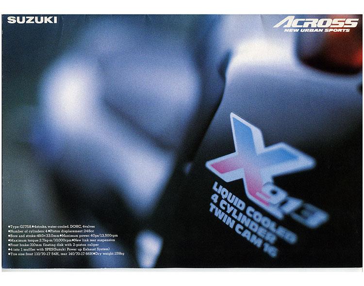 ACROSS(GJ75A)