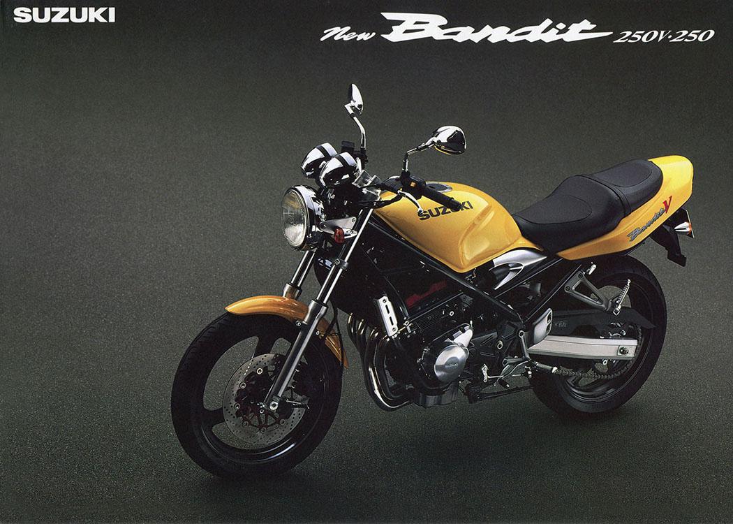Bandit250(GJ77A)