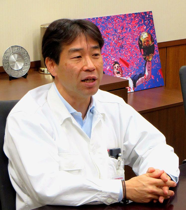桒田哲宏氏