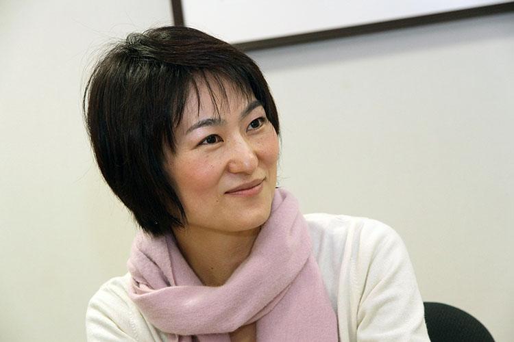 竹山栄美さん