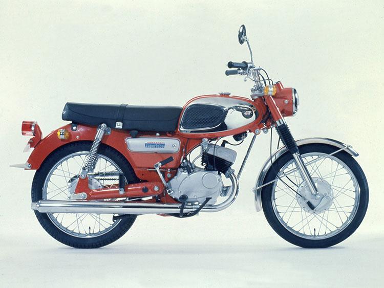 Kawasaki 175-B11TL