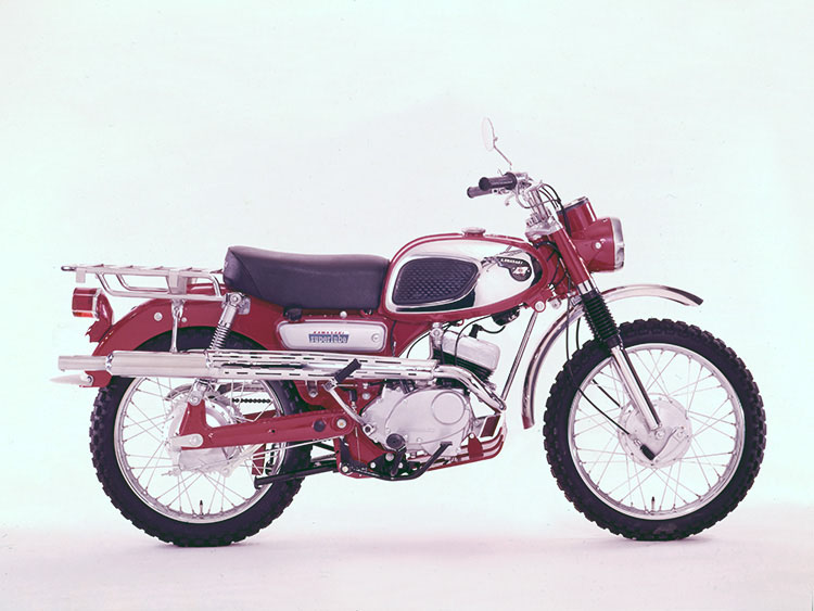 Kawasaki 175F2TRL