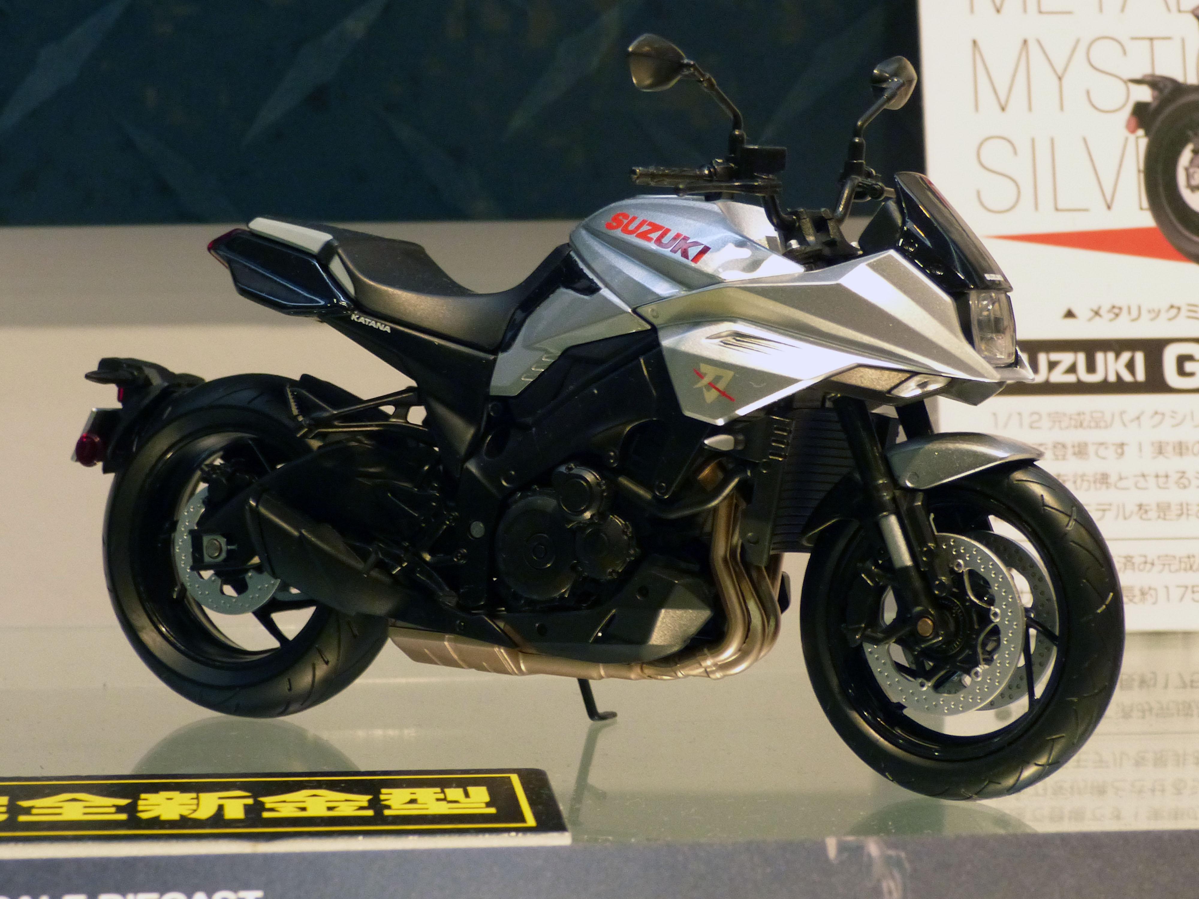 SUZUKI GSX-S1000SKATANA