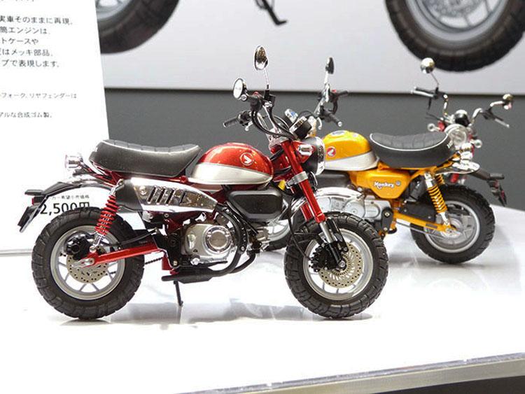 Hondaモンキー125