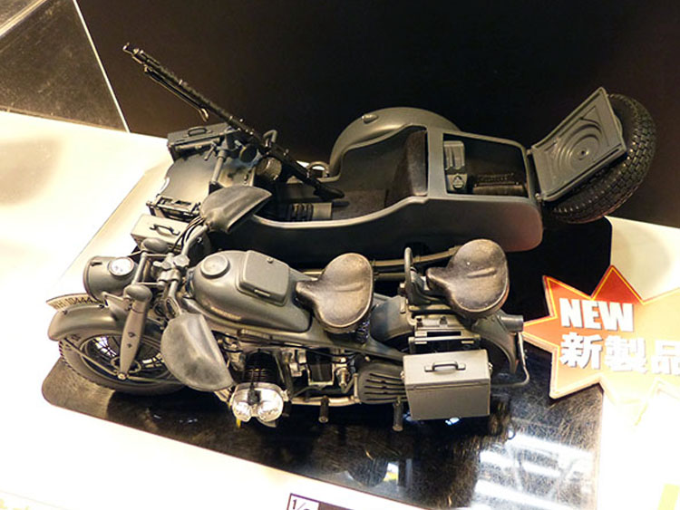 ツェンダップ KS750サイドカー