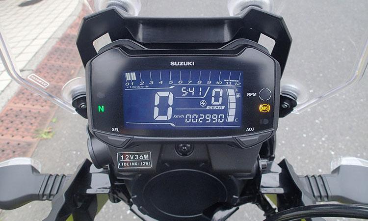 出発時の走行距離は2990km