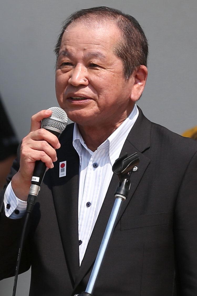 吉田英人町長