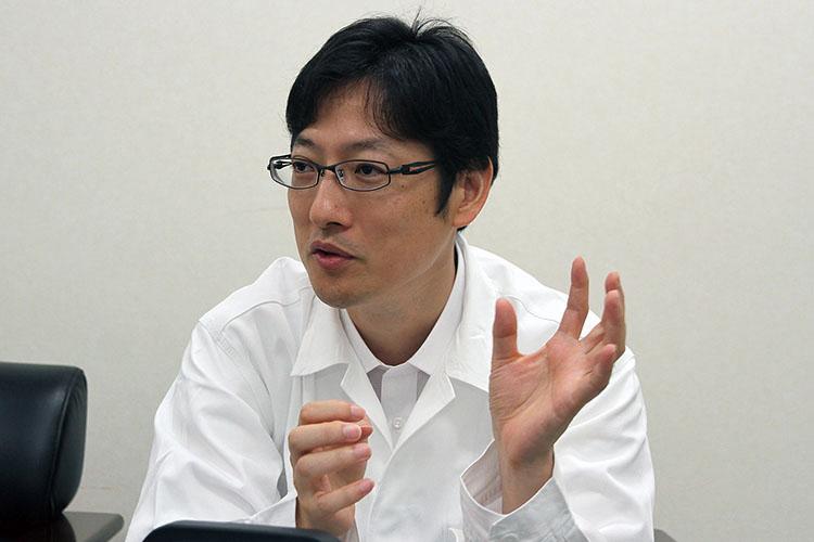中田泰弘さん